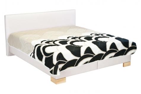 Čalouněná postel Karolína 160x200-PUR/Tamara 9 - BLANAŘ
