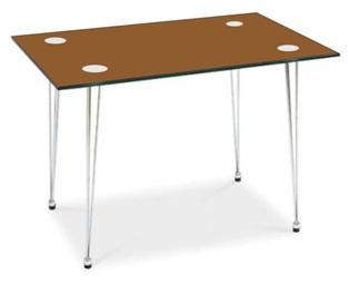 Jídelní stůl Vetro hnědý - FALCO