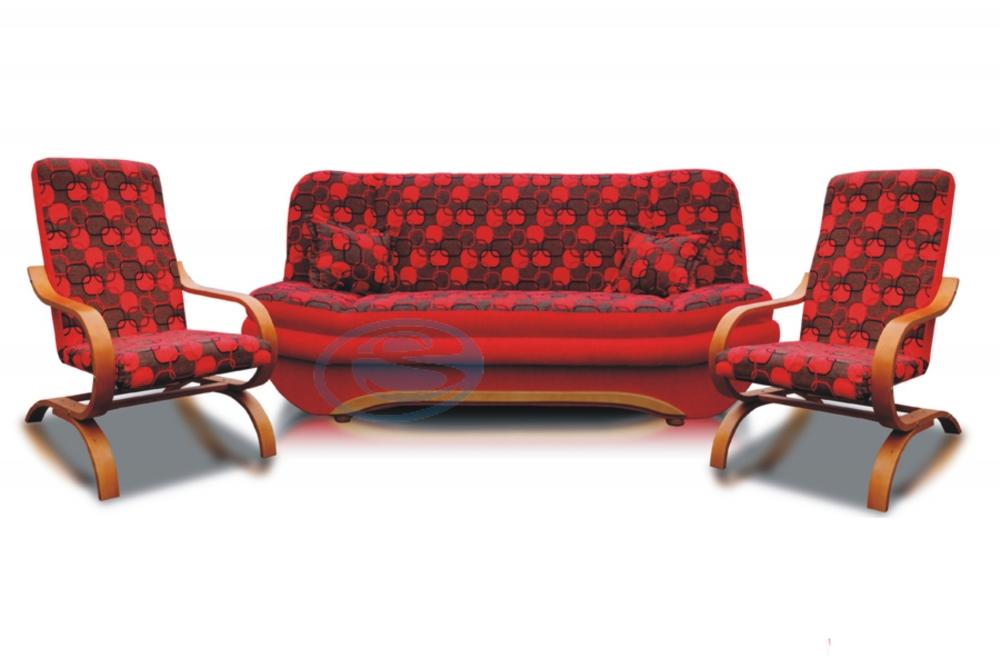 Rozkládací sedací souprava Weronika 3F+1+1 - FALCO