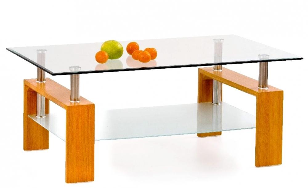 Konferenční stolek Diana Lisa buk - FALCO