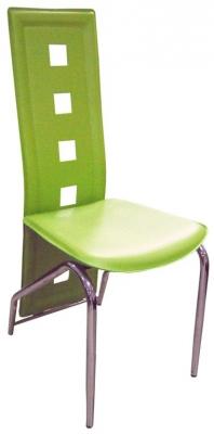 Jídelní židle H-66 zelená - FALCO
