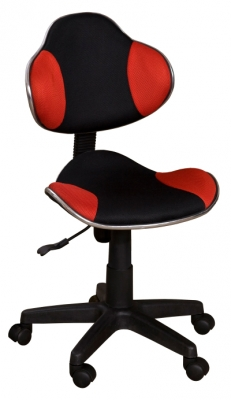 Dětská židle Flash Q-G2 červená - FALCO