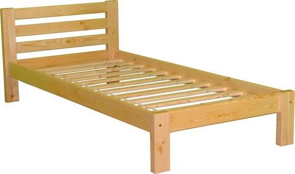 Dřevěná postel Nina 90x200 - ARTEN