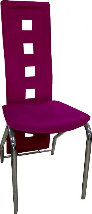 Jídelní židle H-66 fialová - FALCO