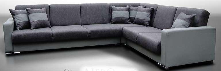 Rohová sedací souprava Nero rozkládací - ARKOS